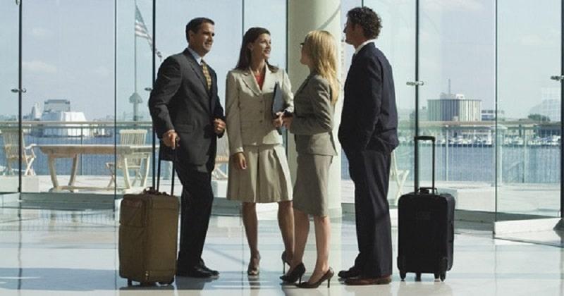 Voyage personnel et voyages d'affaires ce qui change