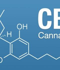 Molécule de Cannabidol
