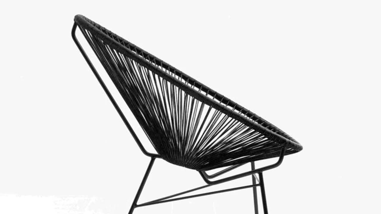 tout savoir sur le fauteuil scoubidou bart magazine. Black Bedroom Furniture Sets. Home Design Ideas